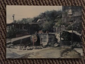 Waterwheel and gallery